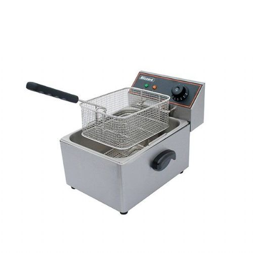 Blizzard Single Electric Fryer